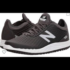 New Balance Men's Vado v1 Training Shoe, Black